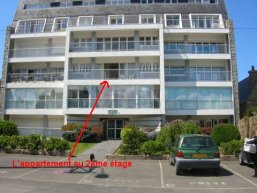 Bretagne appartement en location perros guirec